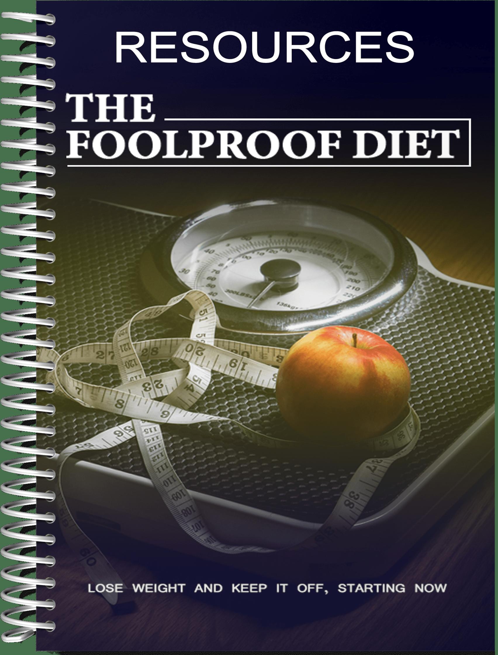 The Foolproof Diet