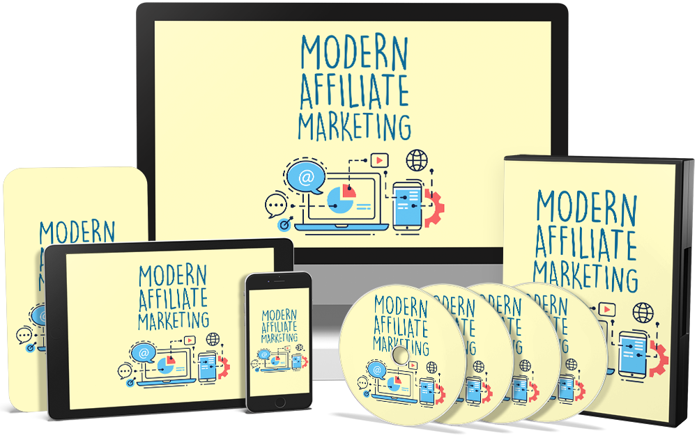 Modern Affiliate Marketing Strategies Bundle