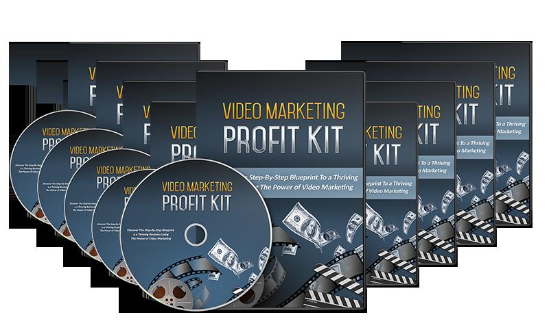 Video Marketing profit kit bonus